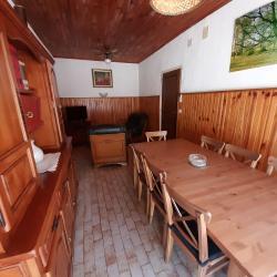 Salle à manger, salon le romarin