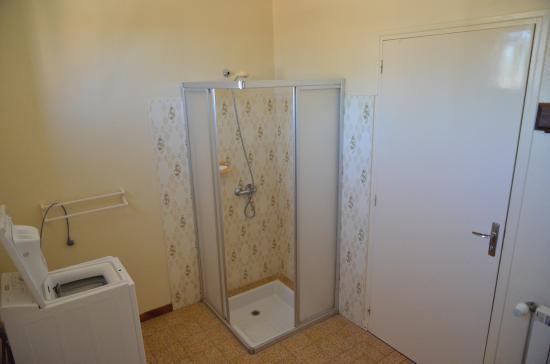 """Salle d'eau, WC """" la pivoine """""""