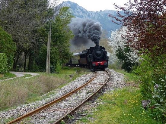 Le petit train des Cévennes
