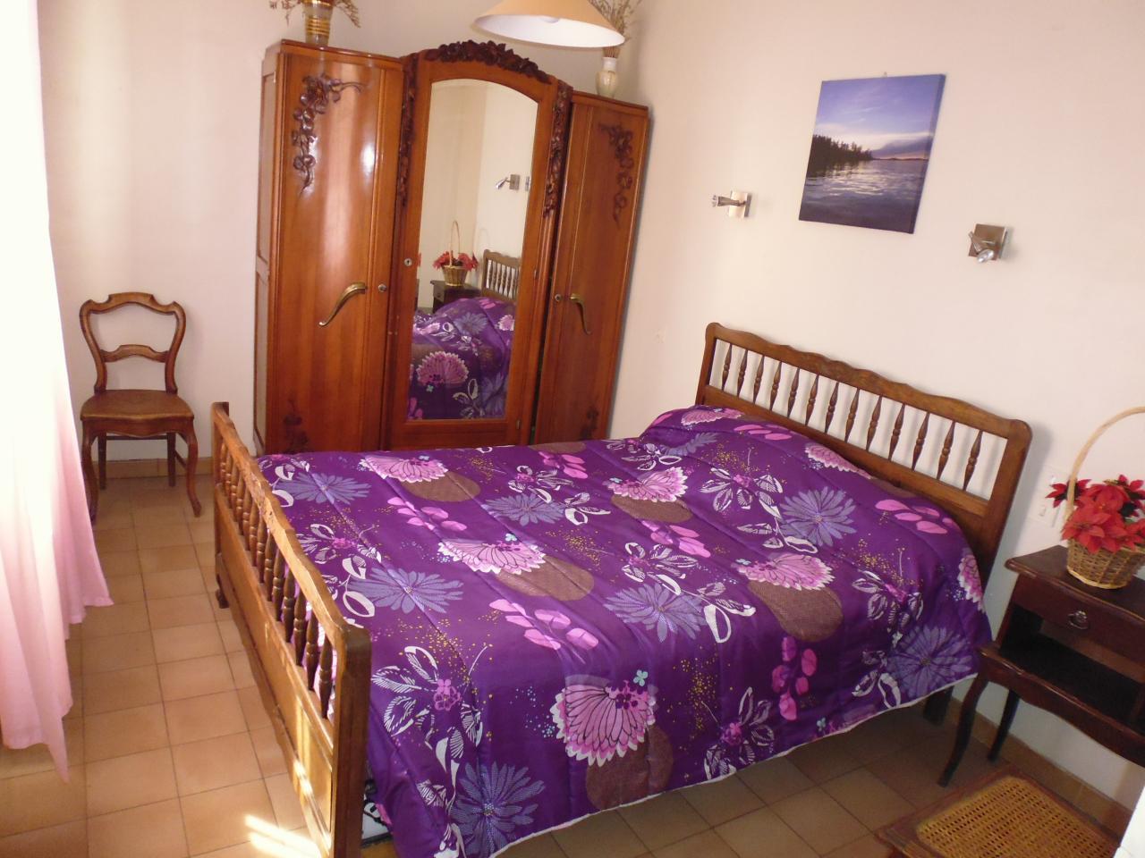 Chambre gîte les roses à Lézan gard proche d'Anduze