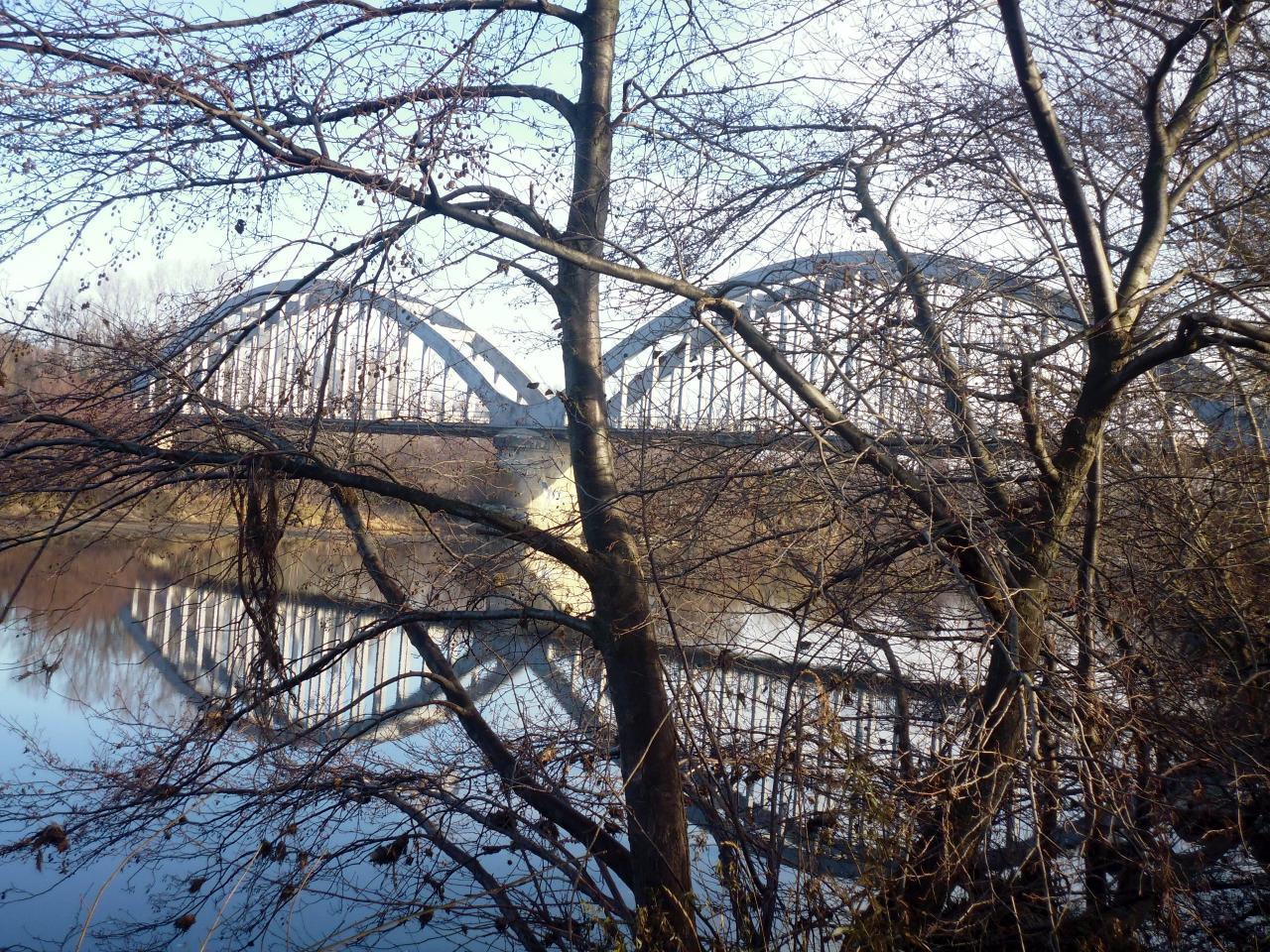Le pont de Lézan