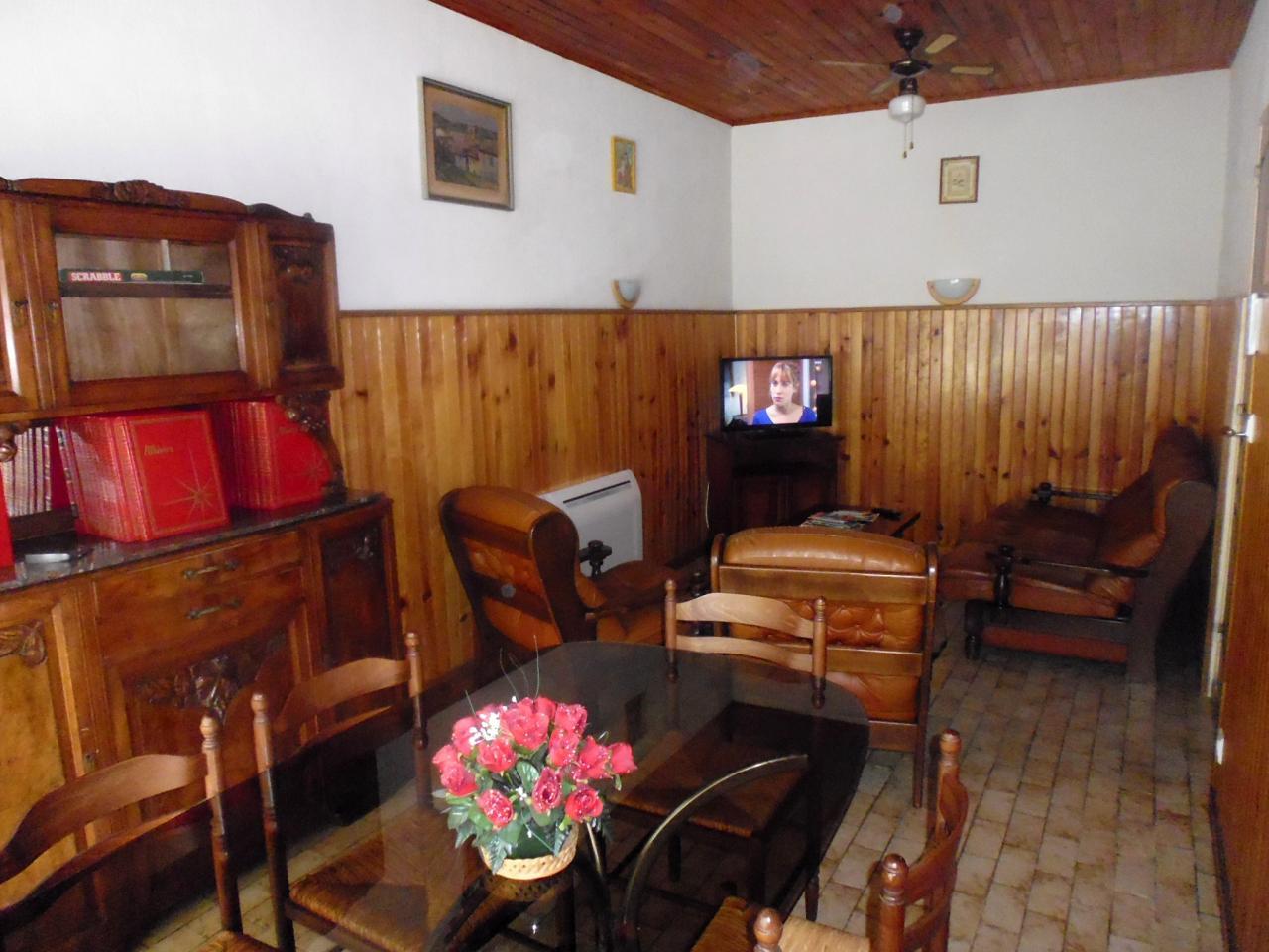 salle à manger salon le romarin