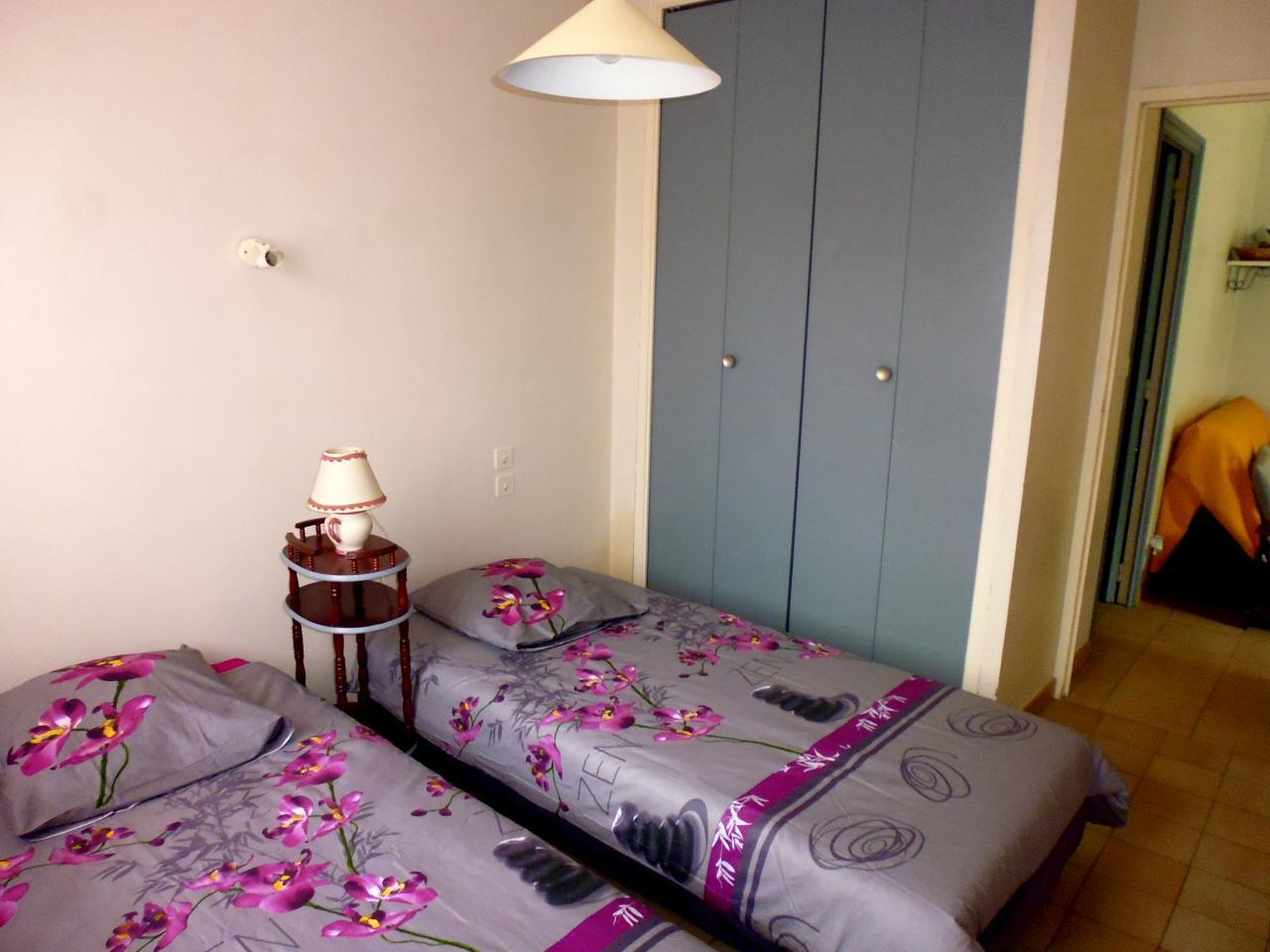 Les roses chambre double