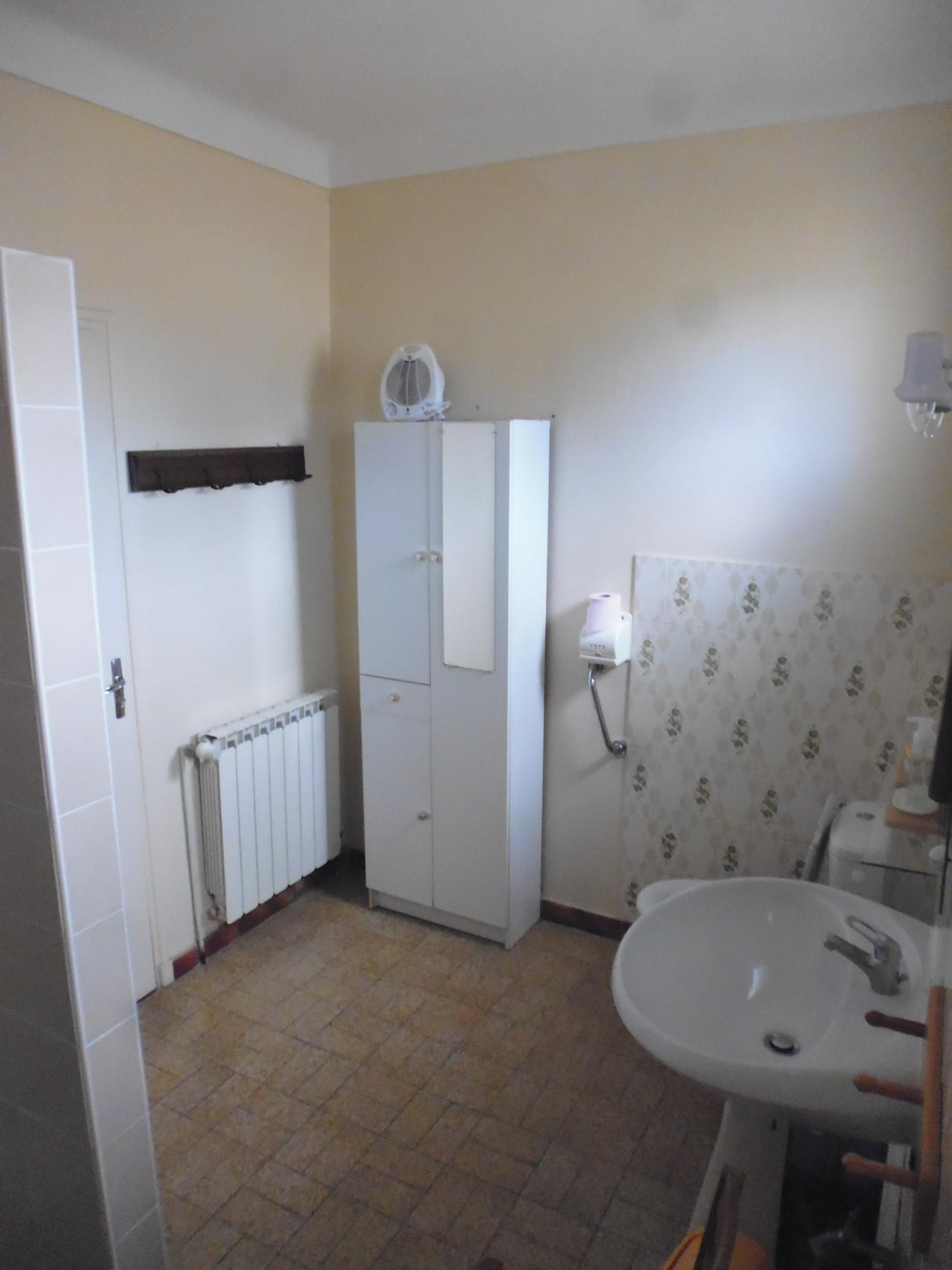 Salle de bain la pivoine