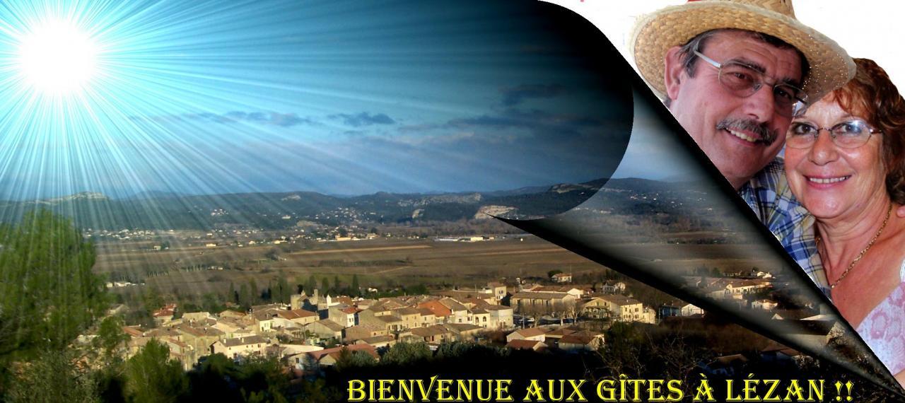 Bienvenue à Lézan
