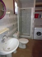salle d'eau, WC, machine à laver